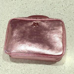 Victoria's Secret Metallic Makeup Bag